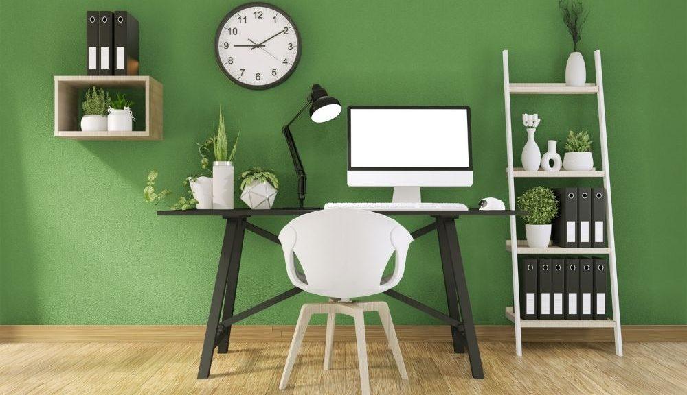 dit zijn de beste kleuren voor je kantoor